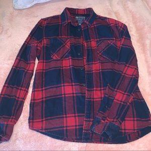 American Rag Flannel Shirt